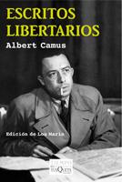 """Portada """"Escritos libertarios"""""""