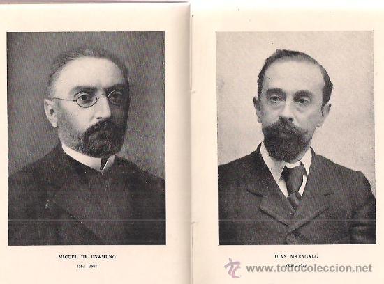 UNAMUNO Y MARAGALL EPISTOLARIO-2